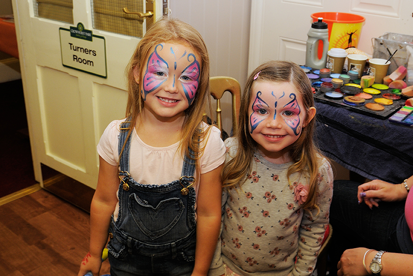 Face-Painting-fun---3rd-Birthday-Party-2014
