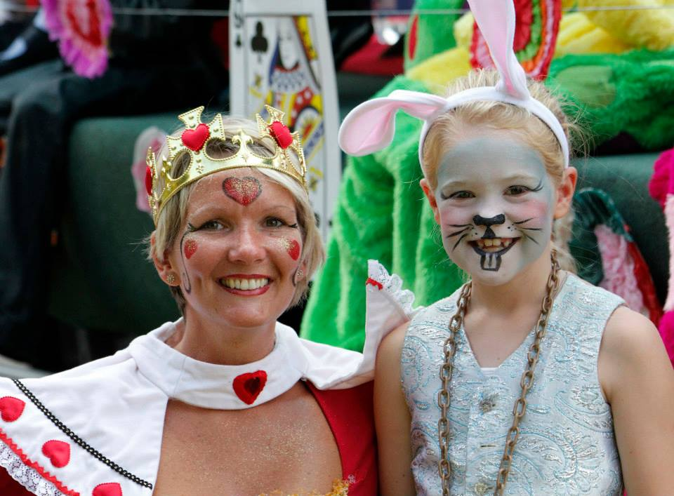 Gemma Bexhil Carnival 2014