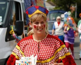 Heidi Bexhill Carnival 2014