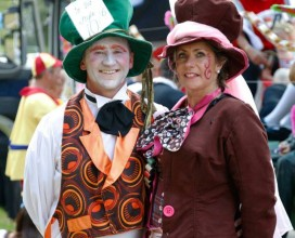Mr & Mrs Nesbit - Bexhill Carnival 2014