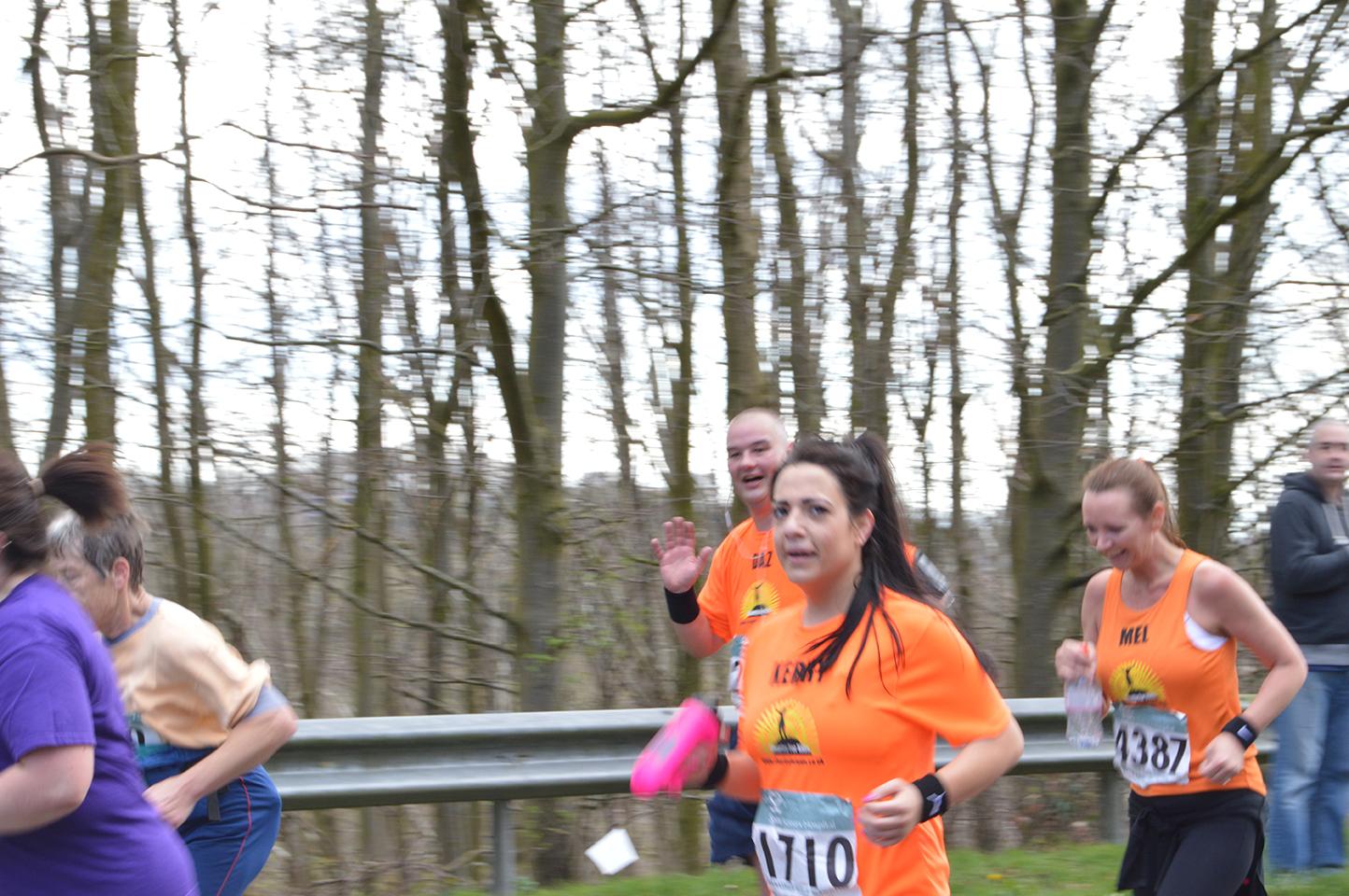 Queensway  hastings half-marathon
