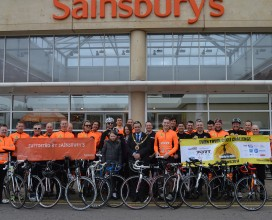 Sainsburys-sponsor-the-Twin-Town-Cycle-2014