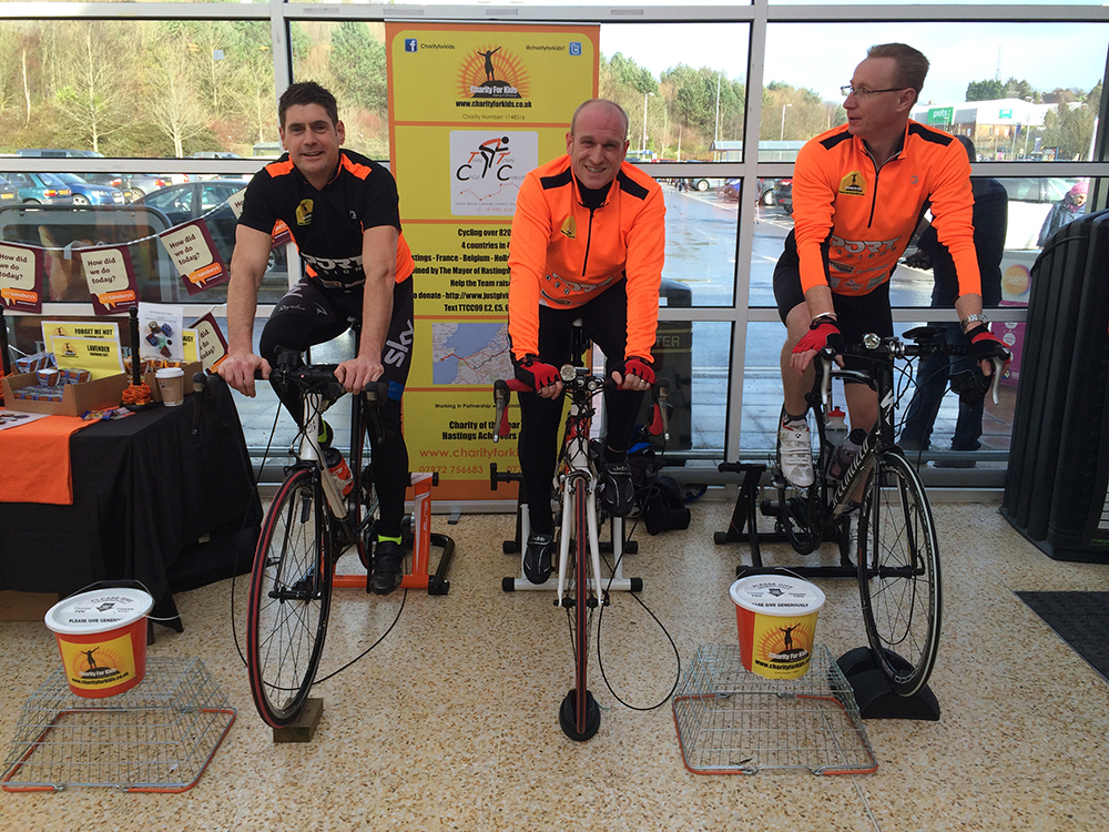 Twin Town Cycle 2014