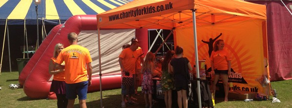 Charity-for-Kids-Stall-Hastings-beer-festival-2013