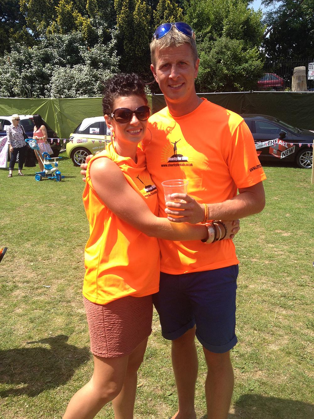 Chris-and-Sarah-Hastings-beer-Festival-2013