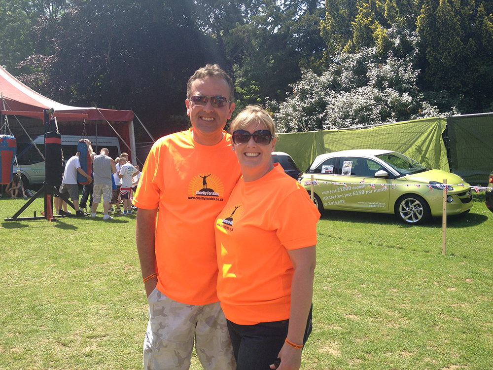 Heidi-and-John-Hastings-Beer-Festival-2013